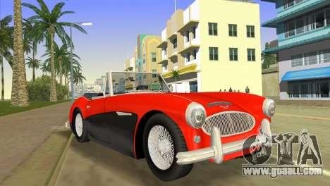 Austin-Healey 3000 Mk III for GTA Vice City