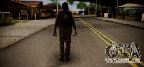 Sicario Del Golfo for GTA San Andreas second screenshot