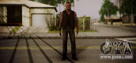 Merle Dixon for GTA San Andreas