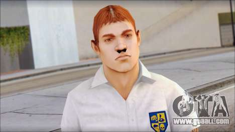 Russell from Bully Scholarship Edition for GTA San Andreas