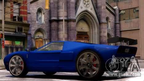 GTA V Bullet for GTA 4 left view