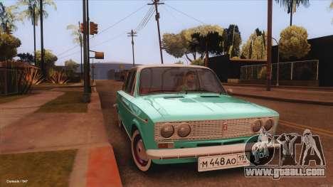 VAZ 2103 Havana for GTA San Andreas