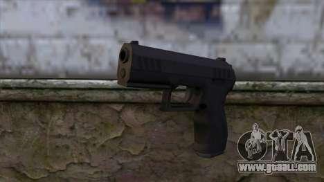 Combat Pistol from GTA 5 v2 for GTA San Andreas