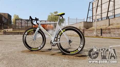 GTA V Whippet Race Bike for GTA 4 left view
