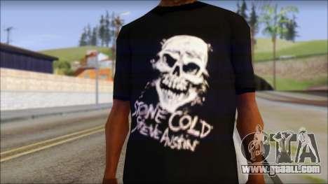 Rey Mystirio T-Shirt for GTA San Andreas third screenshot