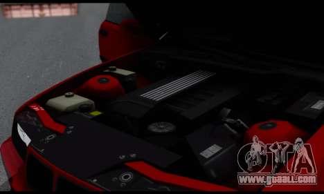 BMW M3 E36 1994 for GTA San Andreas interior