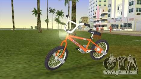 BMX from GTA San Andreas for GTA Vice City