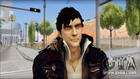 Unhooded Alex from Prototype for GTA San Andreas third screenshot