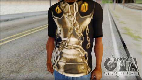 Randy Orton T-Shirt for GTA San Andreas third screenshot