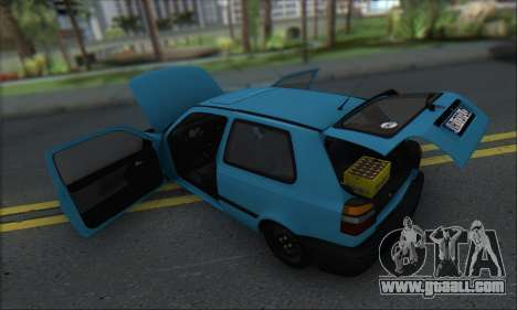 Volksvagen Golf Mk3 for GTA San Andreas side view