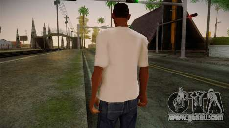 Lostsaga T-Shirt for GTA San Andreas second screenshot