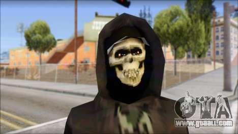 Manhunt Skin for GTA San Andreas third screenshot