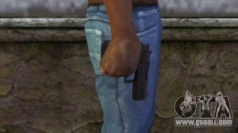 Combat Pistol from GTA 5 v2 for GTA San Andreas third screenshot