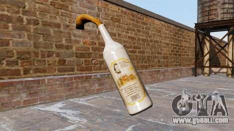 The Molotov Cocktail-Petrov- for GTA 4 second screenshot