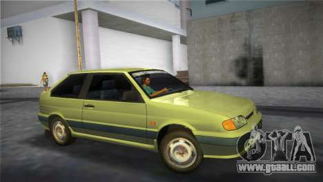 The VAZ-2113 for GTA Vice City right view