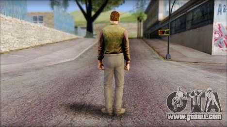 Male Civilian for GTA San Andreas second screenshot