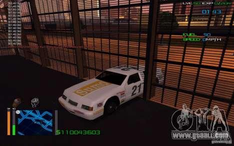 Riding through the walls for GTA San Andreas third screenshot
