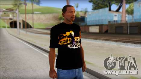 Ghost Rider T-Shirt for GTA San Andreas