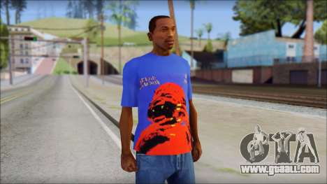 Black Sabbath T-Shirt v3 for GTA San Andreas