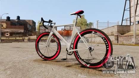 GTA V Endurex Race Bike for GTA 4 left view