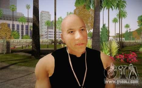 Domenic Toretto for GTA San Andreas third screenshot