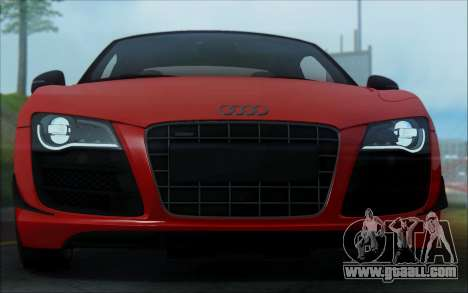 SA Ultimate Graphic Overhaul for GTA San Andreas third screenshot
