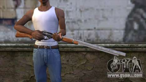 BB Gun from Bully Scholarship Edition for GTA San Andreas third screenshot