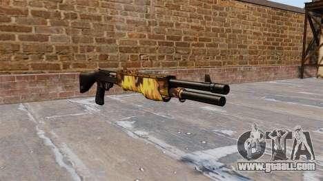 Gun Franchi SPAS-12 Fall for GTA 4
