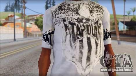 Tapout T-Shirt for GTA San Andreas third screenshot