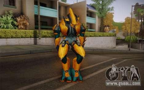 Gold Elite v2 for GTA San Andreas