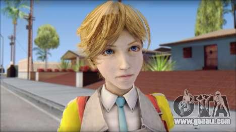 Final Fantasy XIII - Alyssa for GTA San Andreas third screenshot