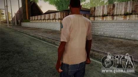 Void T-Shirt for GTA San Andreas second screenshot
