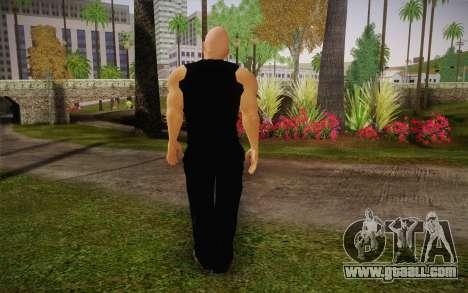 Domenic Toretto for GTA San Andreas second screenshot
