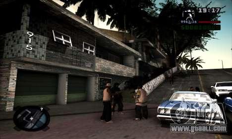 Ghetto ENB for GTA San Andreas second screenshot