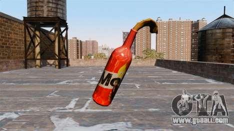 The Molotov Cocktail-Molotov- for GTA 4
