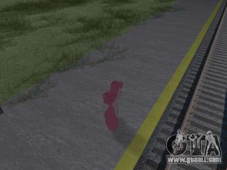 Pinkie Pie for GTA San Andreas third screenshot
