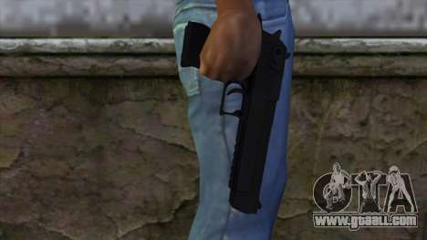 Desert Eagle from CS:GO v2 for GTA San Andreas third screenshot
