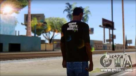 GTA 5 T-Shirt for GTA San Andreas second screenshot