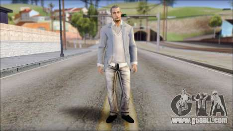 William Miles Young for GTA San Andreas