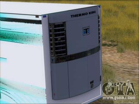 Trailer AMD Athlon 64 X2 for GTA San Andreas inner view