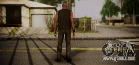 Merle Dixon for GTA San Andreas second screenshot