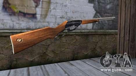 BB Gun from Bully Scholarship Edition for GTA San Andreas second screenshot