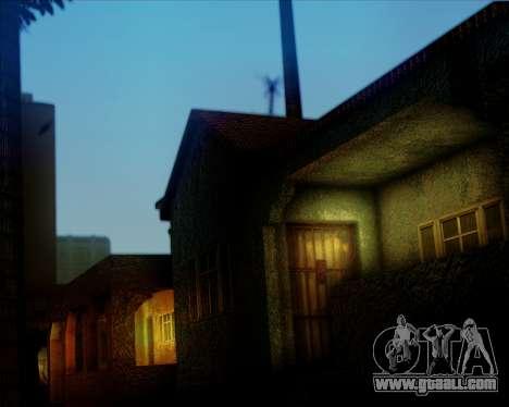 SA Ultimate Graphic Overhaul for GTA San Andreas seventh screenshot
