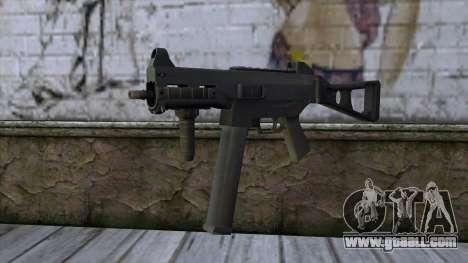 UMP-45 from CS:GO v2 for GTA San Andreas