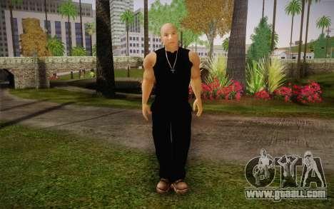 Domenic Toretto for GTA San Andreas