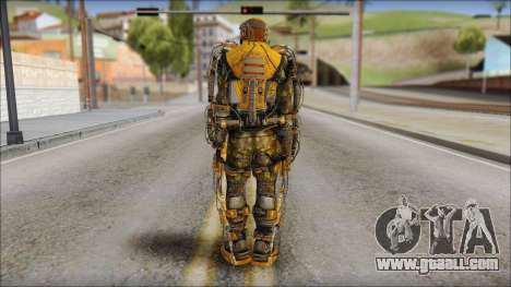 Exoskeleton for GTA San Andreas second screenshot