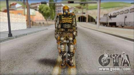 Exoskeleton for GTA San Andreas
