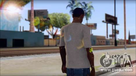 Troll problem T-Shirt for GTA San Andreas second screenshot