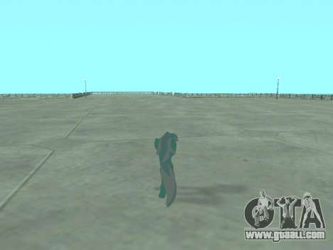 Lyra for GTA San Andreas sixth screenshot