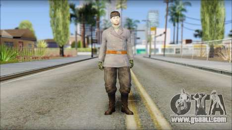 Peasant for GTA San Andreas